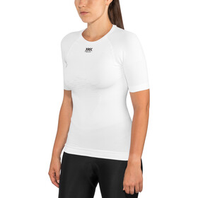 X-Bionic Energizer MK3 LT T-shirt à col rond Femme, arctic white/dolomite grey